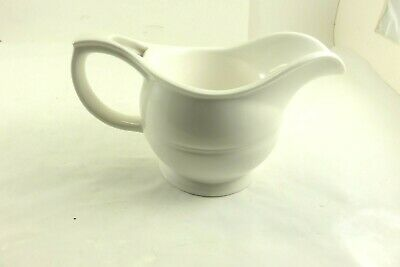 Porcelain Gravy Boat With Hot Water Reservoir To Keep Gravy Warm