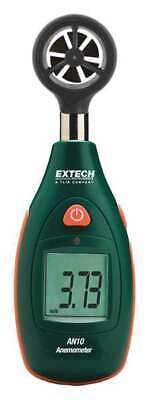 EXTECH AN10 Anemometer,80 to 3936 fpm,4000 Count LCD