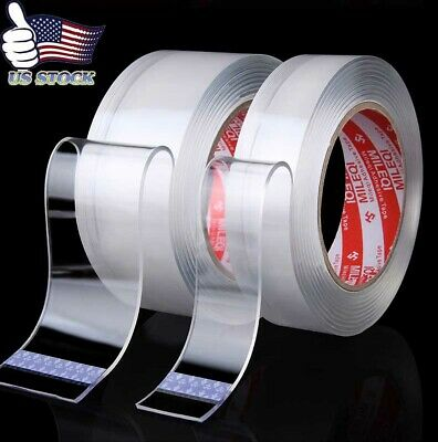 USA Magic Double-sided Grip Tape Traceless Washable Adhesive Tape Nano Invisible