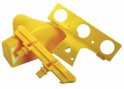 SPEAKMAN RPG10-0041 Eyewash Replacemnt Shroud Plastic Yellow
