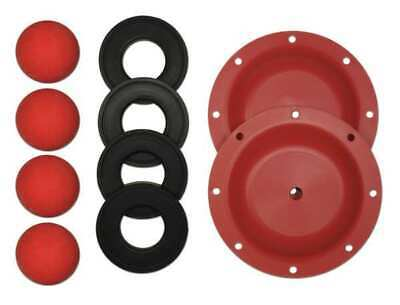 SANDPIPER 476.182.354 Repair Kit,Santoprene,1-1/2 In Pump