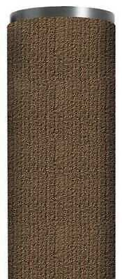NOTRAX 132S0035BR Carpeted Entrance Mat,Brown,3ft. x 5ft.