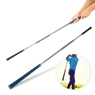 Golf Club Swing Grip Trainer Training Practice Tool Equipment for Strength Tempo