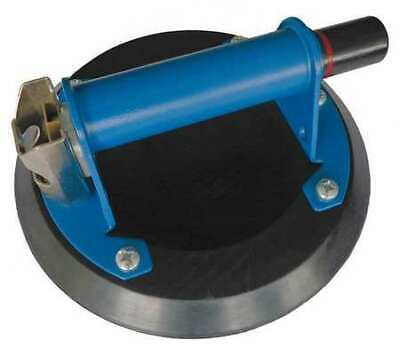 ZORO SELECT 24VT71 Suction Cup Lifter,8 in dia.,Horiz Hndl