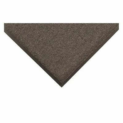 CONDOR 6PWG0 Carpeted Entrance Mat,Charcoal,4ft.x6ft.
