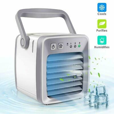 4 in 1 Portable Air Cooler Personal Conditioner Fan Air Evaporative Humidifier