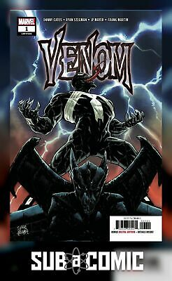 VENOM #1 (MARVEL 2018 1st Print) COMIC