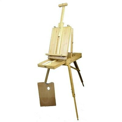 SALE Loxley Kent Superior Full Size Artists Sketching Box Floor Easel