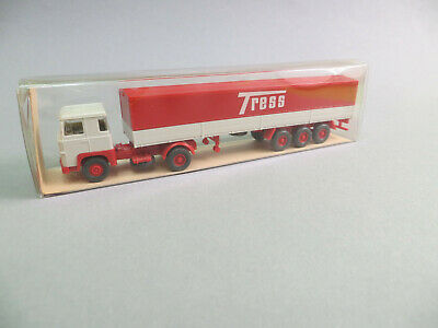 Wiking Scania LKW Container Sattelzug NAVIS 1:87 H0 10