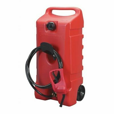 SCEPTER 06792 14 gal. Red Polyethlene Fuel Caddy for Fueling