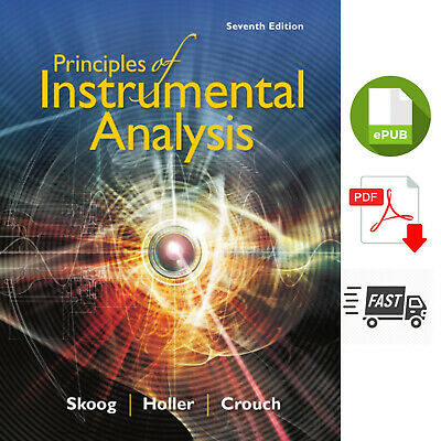 Principles of Instrumental Analysis by Stanley Crouch, F. Holler and Douglas A18