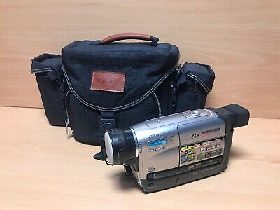Panasonic NV-RZ2 Camcorder Camera VHS-C Video Camcorder - Working W/ Accessories