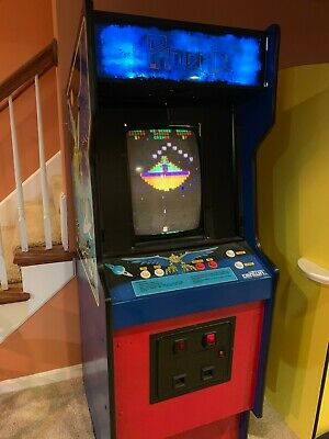 Original - Vintage  Phoenix Full  Size Arcade video game
