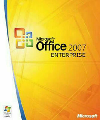 Microsoft Office 2007 Enterprise Italiano E Multilingue Win 32 E 64 Bit