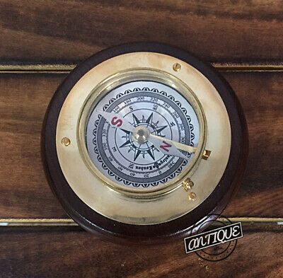 Tischplatte Marine Compass Boat Nautical Mile GPS Paper Weight Furniture