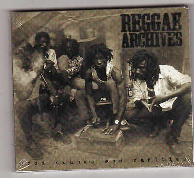 2 CD ALBUM -REGGAE ARCHIVES-GOOD SOUNDS AND RARITIES-48 titres-VOL 2-NEUF