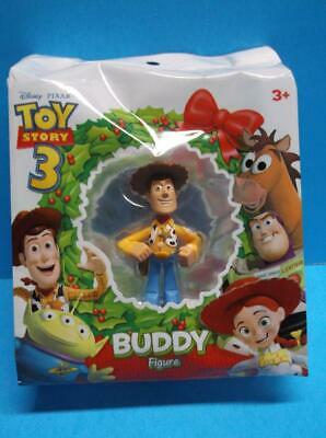 Toy Story 3 WOODY Buddy Holiday Pack Mini Figure Disney Pixar 2009 New Sealed