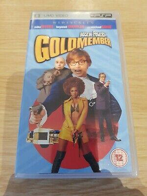 Austin Powers - Goldmember (UMD, 2006)