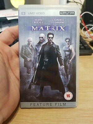 Matrix [UMD Mini for PSP] [1998], Very Good DVD, Paul Goddard,Belinda McClory,Ma