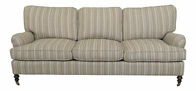47696EC: WILLIAM FERRELL English Rolled Arm Upholstered Sofa
