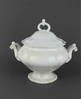 Saargemünd Sarreguemines China  Terrine Suppenterrine um 1880
