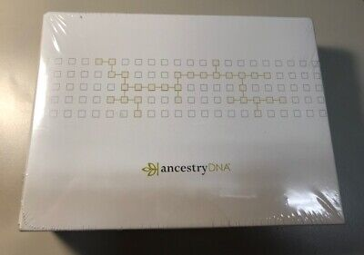 Ancestry DNA Genetic Testing Test Kit Original BRAND NEW - Sealed  Free SHIPPING