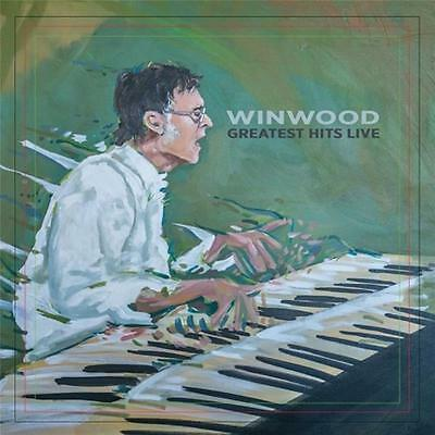 Steve Winwood Greatest Hits Live 2 CD DIGIPAK NEW