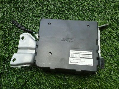 2008-2013 Toyota Highlander Brake Control Power Supply Assy Oem See Photo 13-08