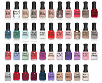 Orly Breathable Nail Polish Treatment 0 6 Oz 34 90