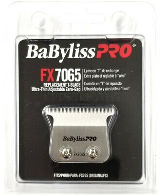 BaByliss FX 7065 Blade Pro by Forfex for FX765 #7065 Steel Replacement T-Blade