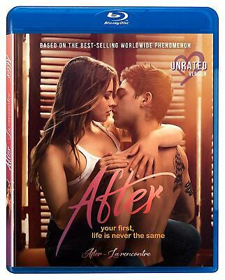 AFTER (2019) [Blu-ray] New with slip cover (Free Shipping)