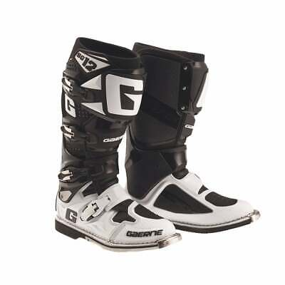 Gaerne Sgj Youth Kids Boots Moto - Black All Sizes