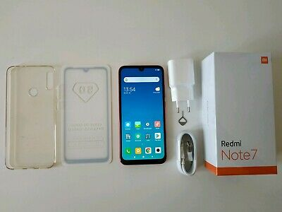 Xiaomi Redmi Note 7 Global Version 4 GB RAM, 64 GB ROM LTE Band 20