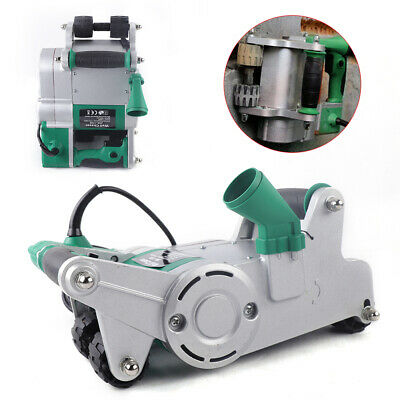 220V Green Metal Electric Solid Brick Wall Chaser Machine Cutting Function New