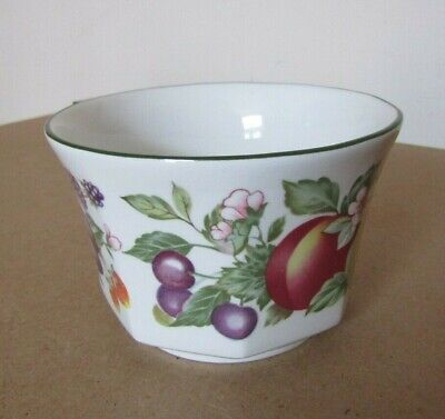 Johnson Brothers Fresh Fruit Pattern - Spare Open Sugar Bowl, 4 available