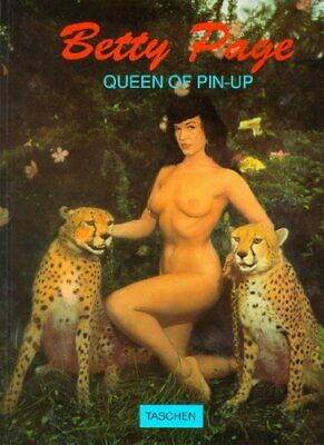 Bettie Page: Queen of Pin-Up (Photobook)-Bunny Yeager