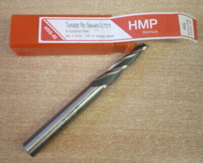 CONICAL TAPER DRAFTING CUTTERS MILLING CUTTERS 2 Degree 8mm 20-8075