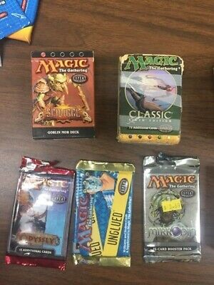 Magic: The Gathering Trading Cards