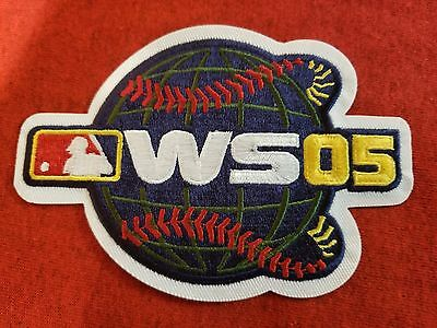 9710 2005 World Series Houston Astros vs Chicago White Sox Patch For Jersey NEW