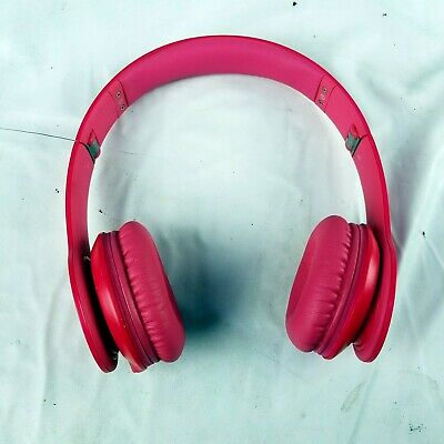 Beats by Dr. Dre Solo HD Headband Headphones On Ear Wired - Pink