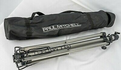 Paul Mitchell Cosmetology Tripod Holder For Mannequin Head Stand