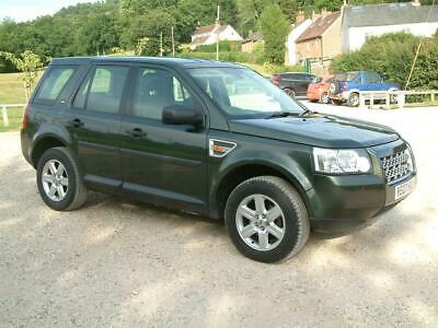 2007/07 Land Rover Freelander 2 Td4 S Automatic  2 Owners  Full History