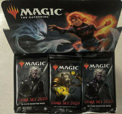 Magic The Gathering Core Set 2020 Booster Pack - Free Fast Shipping in Canada