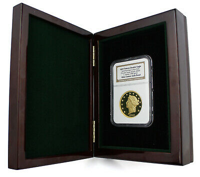 (2009) 1849 Gold Pattern Double Eagle Smithsonian NGC UC Gem Proof -181800