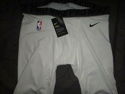 Nike Pro Nba Compression Basketball Tights Shorts Men Nwt $$$$