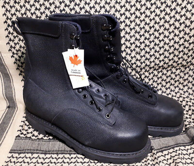 Canadian Forces Army Temperate Weather Safety Boots 270/110 CSA NWT