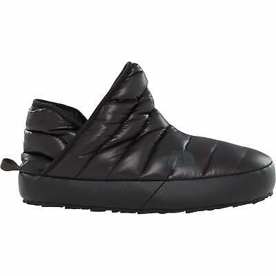The North Face Thermoball Traction Bootie Womens Footwear Slipper - Shiny Tnf
