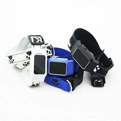 Waterproof Mini GPS Pet Finder Tracker Locator GSM Tracking Dog Cat Collar  g3