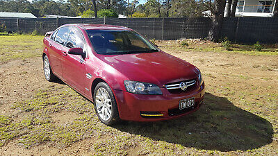 Commodore 2010 VE International 11 months rego