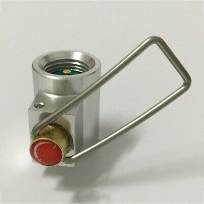 NEW 1 METAL Gas Refill Adapter For St Dupont Lighters